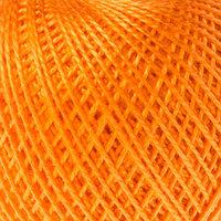 Нитки ИРИС (100%хлопок) (0710 оранжевый)