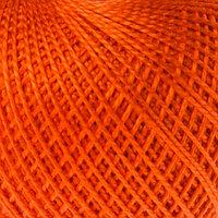 Нитки ИРИС (100%хлопок) (0712 яр.оранжевый)