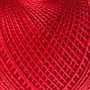 Нитки ИРИС (100%хлопок) (0904 красный)