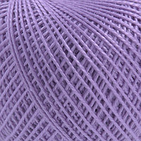 Нитки ИРИС (100%хлопок) (2106 светло-фиолетовый)