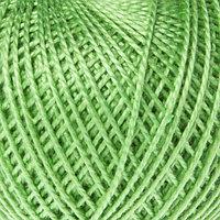 Нитки ИРИС (100%хлопок) (3904 св.зеленый)