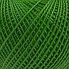 Нитки ИРИС (100%хлопок) (3910 зеленый)