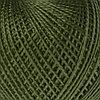 Нитки ИРИС (100%хлопок) (4306 темно-зеленый)