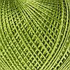 Нитки ИРИС (100%хлопок) (4006 зеленый светлый)