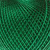 Нитки ИРИС (100%хлопок) (4110 яркая зелень)