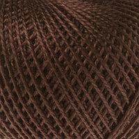 Нитки ИРИС (100%хлопок) (5710 коричневый)