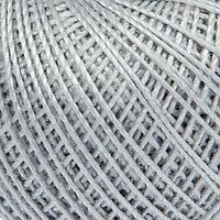 Нитки ИРИС (100%хлопок) (7002 светло-серый)
