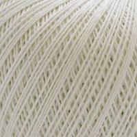 Нитки ЛИЛИЯ (100%хлопок) (0101 белый)