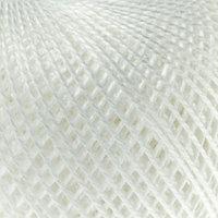Нитки Роза (100% хлопок) (0101 белый)