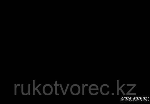 Пряжа Пехорка 'Австралийский меринос' (95% мериносовая шерсть, 5% акрил) (02-Черный)