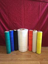 Цветная стрейч пленка для ручной обтяжки