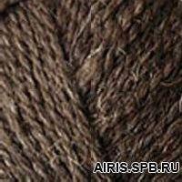 Пряжа Пехорка 'Овечья шерсть' (100%шерсть) (372-Натур.т.серый)