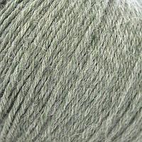 Пряжа Пехорка 'Перуанская альпака' (50%перуанская альпака, 50%мериносовая шерсть) (764-Зеленый меланж)