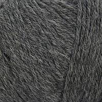 Пряжа Пехорка 'Перуанская альпака' (50%перуанская альпака, 50%мериносовая шерсть) (96-Серый меланж)
