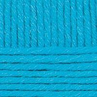 Пряжа Пехорка 'Зимняя Премьера' 100гр.150м. (50% мериносовая шерсть, 50% акрил высокообъёмный) (583-Бирюза)
