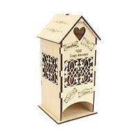 L-259 Деревянная заготовка 'Чайный домик мини', 20*9*9 см, 'Астра'