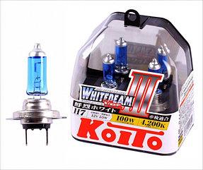 Лампы галогенные Koito Whitebeam III H7