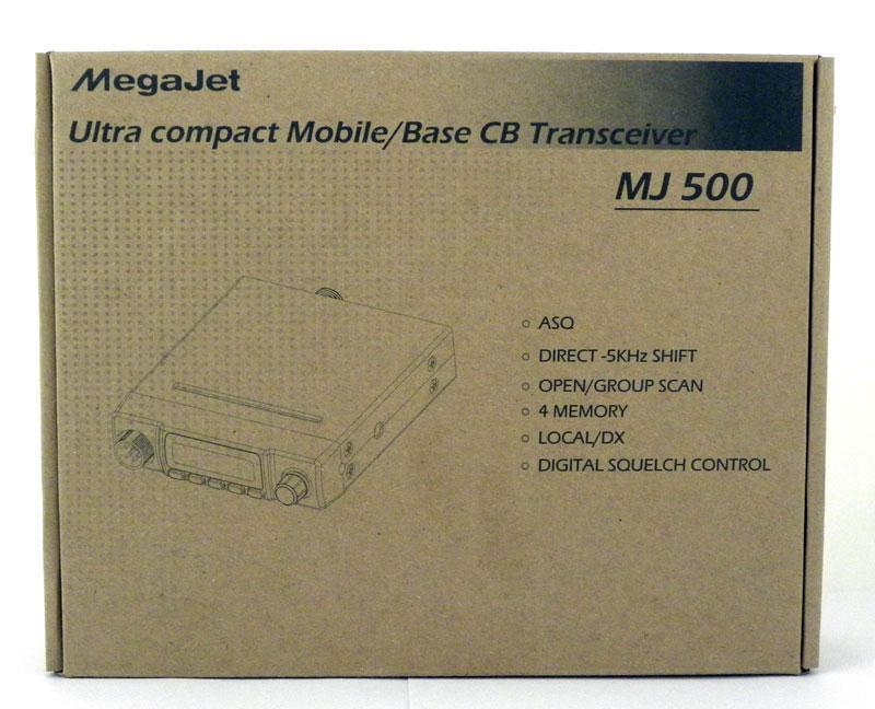 MEGAJET  MJ 500