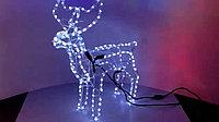 Светодиодная олень в алматы