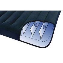 Черный надувной матрас Intex 66768 с подголовником, фото 2