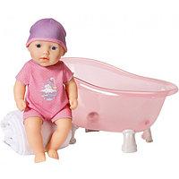 Кукла Baby Annabell твердотелая с ванночкой, фото 1