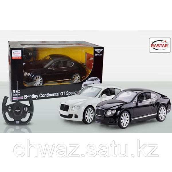 Машинка  Bentley Continental GT Speed RC RaSTAR 1:14