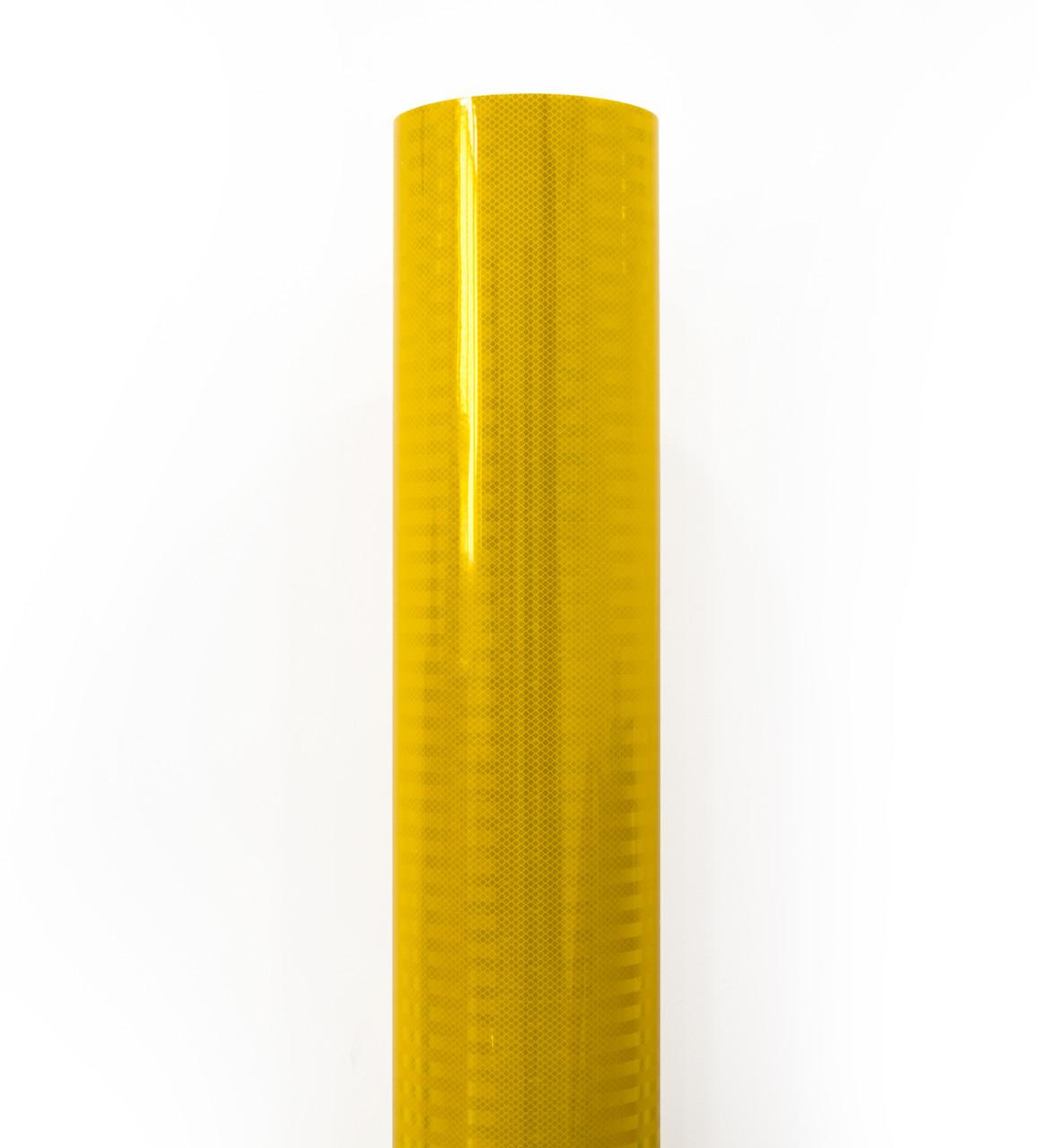 Светоотражающая пленка инженерного класса EGP (желтая) (1,22м х45,7м)