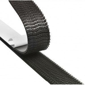 Черная самоклеющаяся застежка 3М™ Dual-Lock SJ3540 25ммX46м