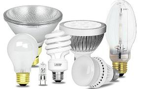 Cветильники, лампы, прожекторы