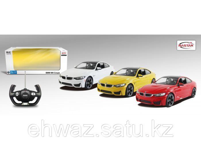 Машинка на радиоуправлении BMW M4 Coupe 1:14