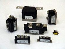 Силовые полупроводниковые модули