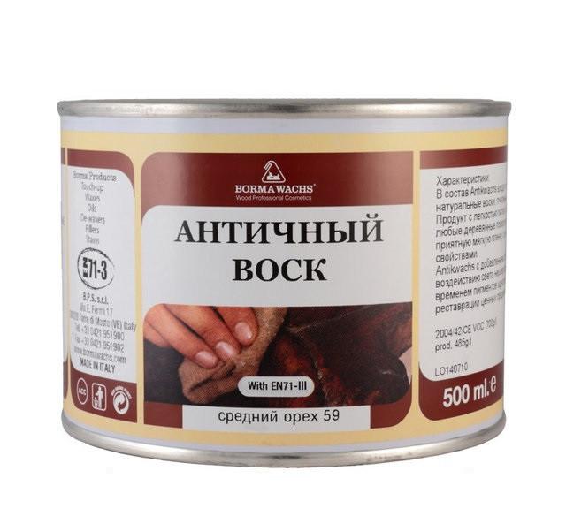 Античный воск ANTIKWACHS - средний орех 59