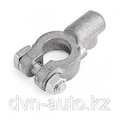 Инструмент для чистки полюсных штырей АКБ и клемм проводки,крестообразный, метал