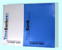 Пластиковая папка