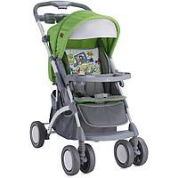 Коляска Bertoni APOLLO + сумка для мамы Green-Grey Car, фото 1