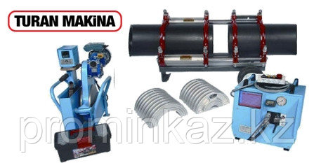 Сварочный аппарат Turan Makina AL 500 (180-500мм) с протоколированием CNC