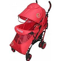 Коляска Bambini Shuttle + накидка на ножки Red Strawberry