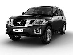 Nissan Patrol 2014+
