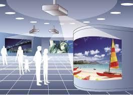 Инсталляционные проекторы