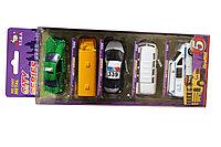 Набор железных машин 5в1 9973А1-5F