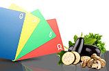 Гибкие разделочные доски комплект 4шт, фото 3
