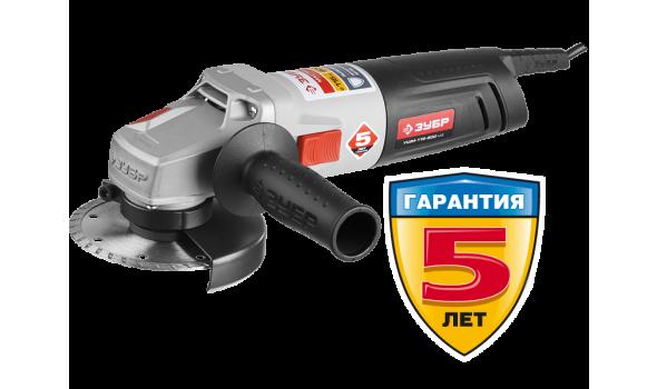 Углошлифовальная машина (болгарка), ЗУБР УШМ-115-800 М3, 115 мм, 11000 об/мин, 800 Вт