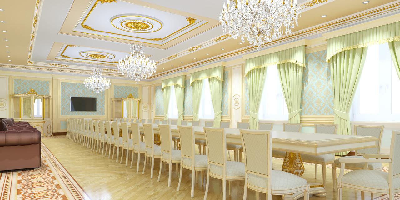 Дизайн-проект столовой-гостиной - фото 2
