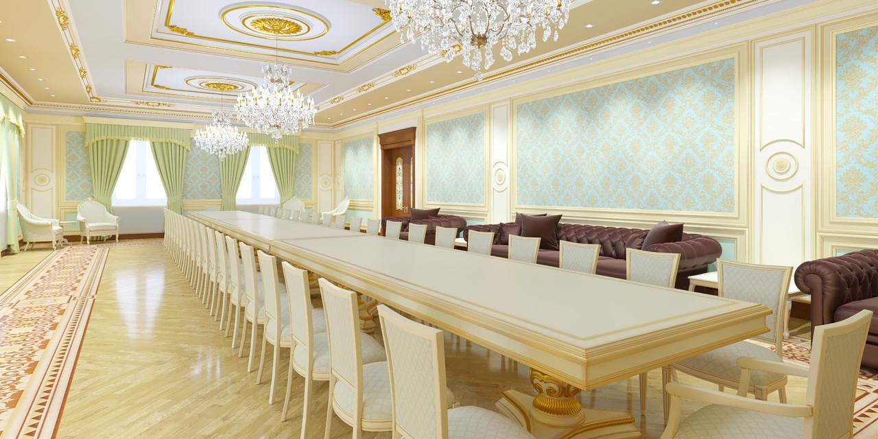 Дизайн-проект столовой-гостиной - фото 3