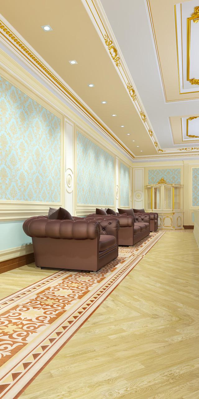 Дизайн-проект столовой-гостиной - фото 4