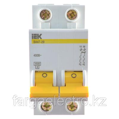 Автоматический выключатель ВА 47-29 (10А)