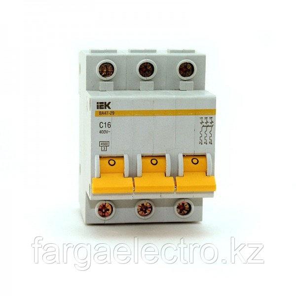 Автоматический выключатель ВА 47-100 (80А)