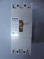 Автоматический выключатель АЕ 2056М-100 (100А)