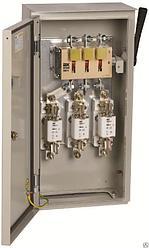Ящик с предохранителем ЯРП-40370 IP32 с пред. 100А