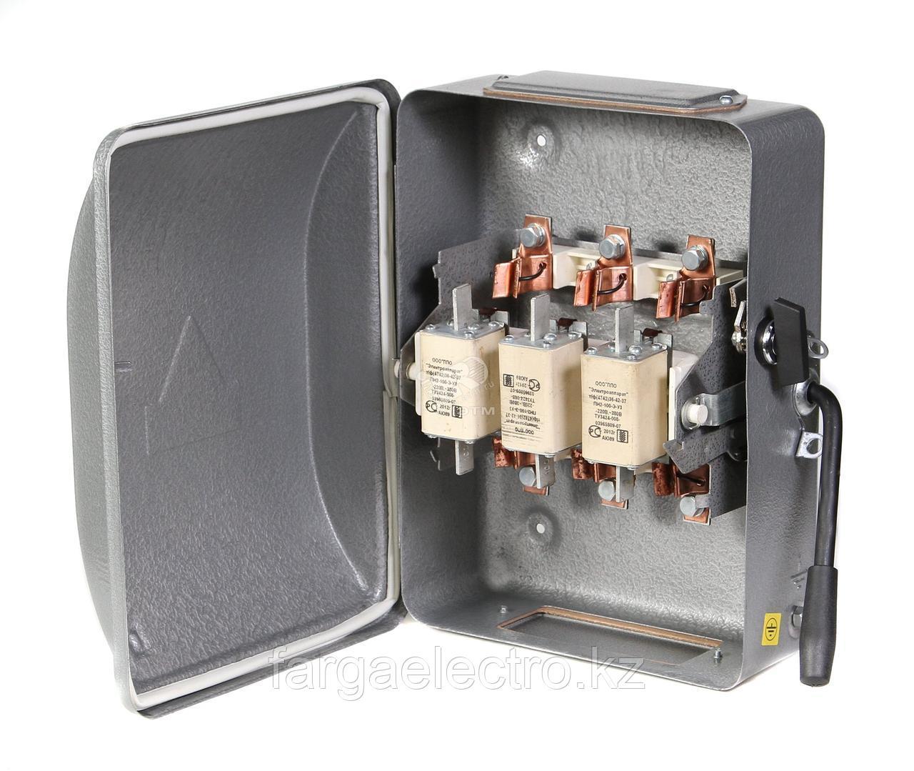 Ящик силовой ЯБПВУ-1 (100А) IP54
